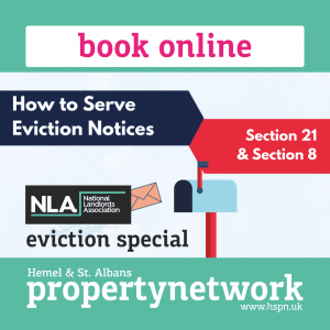 How to serve eviction notices, HSPN